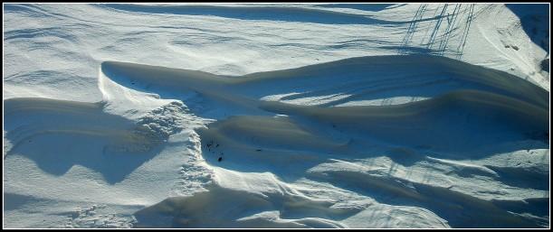 Crusty Snow